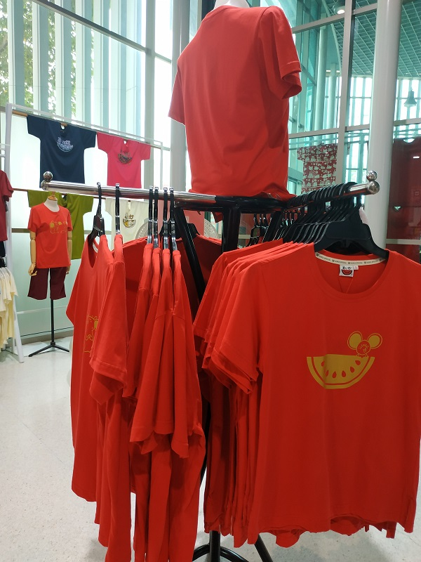 Chinese New Year clothes in TangMo (Suika)