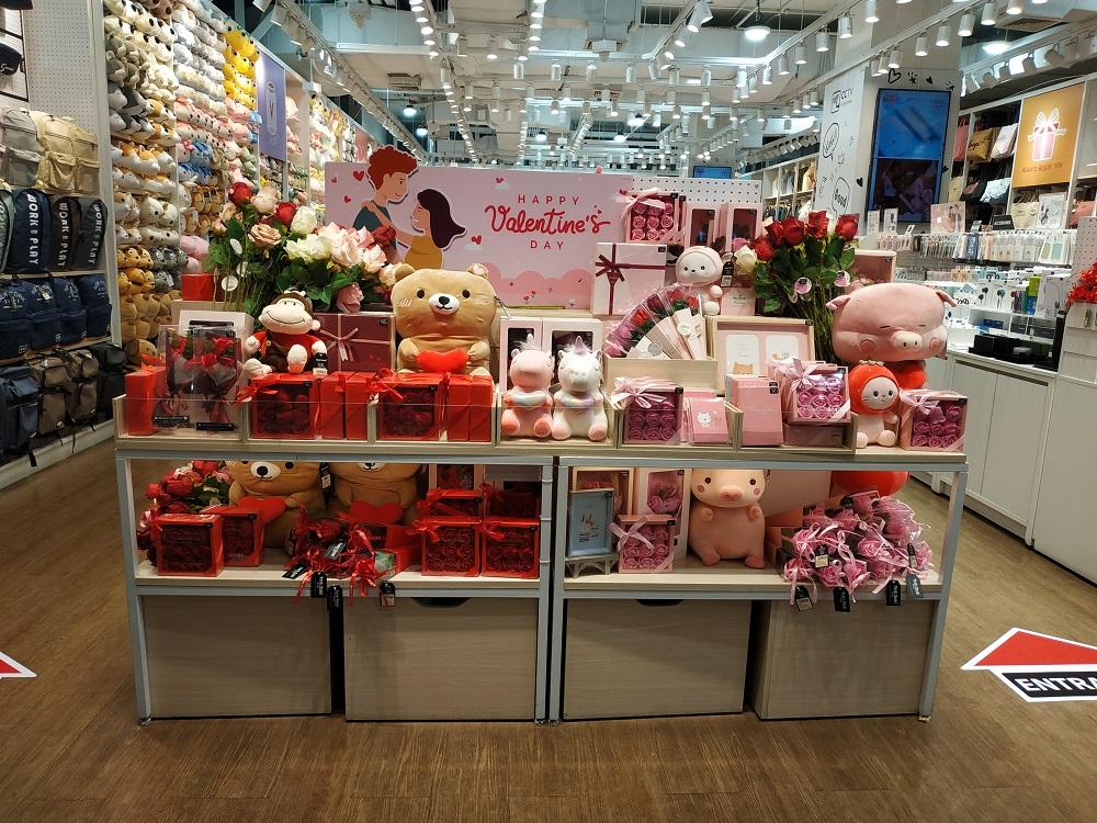 Moshi Moshi valentine items