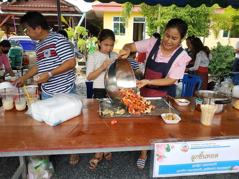Kathina in Thailand