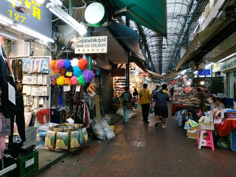Sampeng Bangkok Chinatown Soi Wanit 1