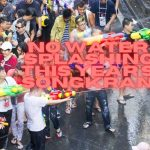 Songkran Water Splashing Festival being canceled