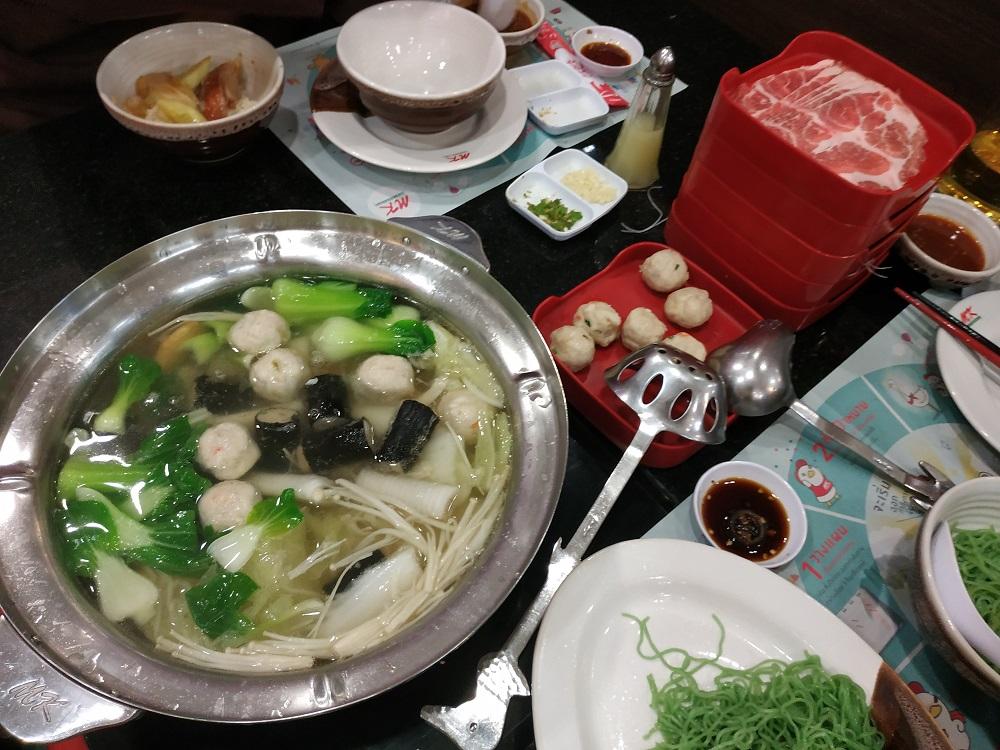 MK Restaurant Thailand